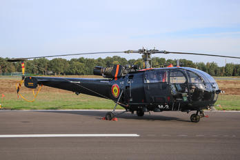 M2 - Belgium - Navy Sud Aviation SA-316 Alouette III