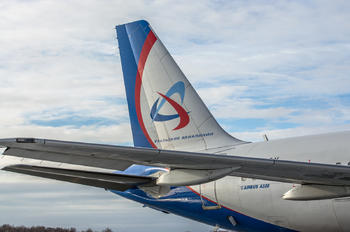 VQ-BCY - Ural Airlines Airbus A320