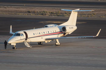 P4-SMS - Petroff Air Embraer ERJ-135 Legacy 600