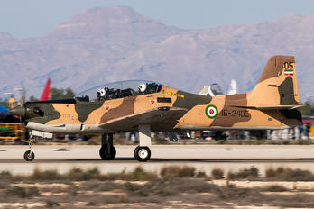 15-2405 - Iran - Islamic Republic Air Force Embraer EMB-312 Tucano