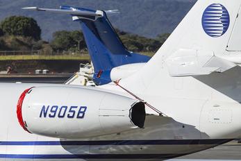 N905B - Private Dassault Falcon 2000