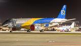 Rare visit of Embraer E2 to Amsterdam