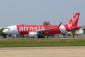 HS-BBH - AirAsia (Thailand) Airbus A320