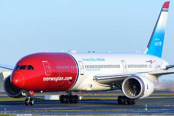 LN-LNT - Norwegian Air International Boeing 787-9 Dreamliner