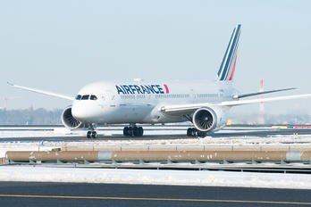 F-HRBD - Air France Boeing 787-9 Dreamliner