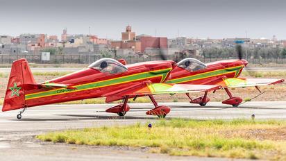 """CN-ABV - Morocco - Air Force """"La Marche Verte"""" Mudry CAP 232"""