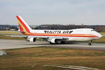 N715CK - Kalitta Air Boeing 747-400F, ERF
