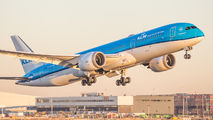 PH-BHL - KLM Boeing 787-9 Dreamliner aircraft