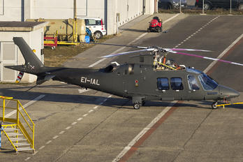 EI-IAL - Unknown Agusta Westland AW109 SP GrandNew