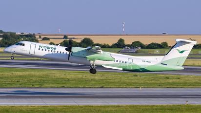 LN-WDE - Widerøe de Havilland Canada DHC-8-400Q / Bombardier Q400