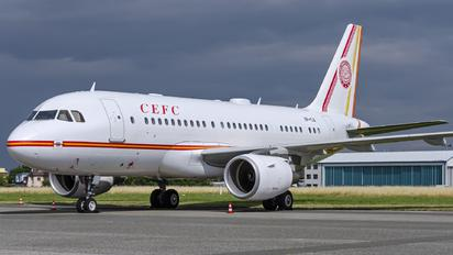VP-CIA - Aviation Link Airbus A319 CJ