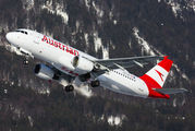 OE-LBL - Austrian Airlines/Arrows/Tyrolean Airbus A320 aircraft