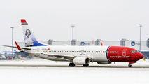 LN-DYG - Norwegian Air Shuttle Boeing 737-800 aircraft
