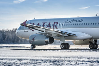 A7-AHH - Qatar Airways Airbus A320