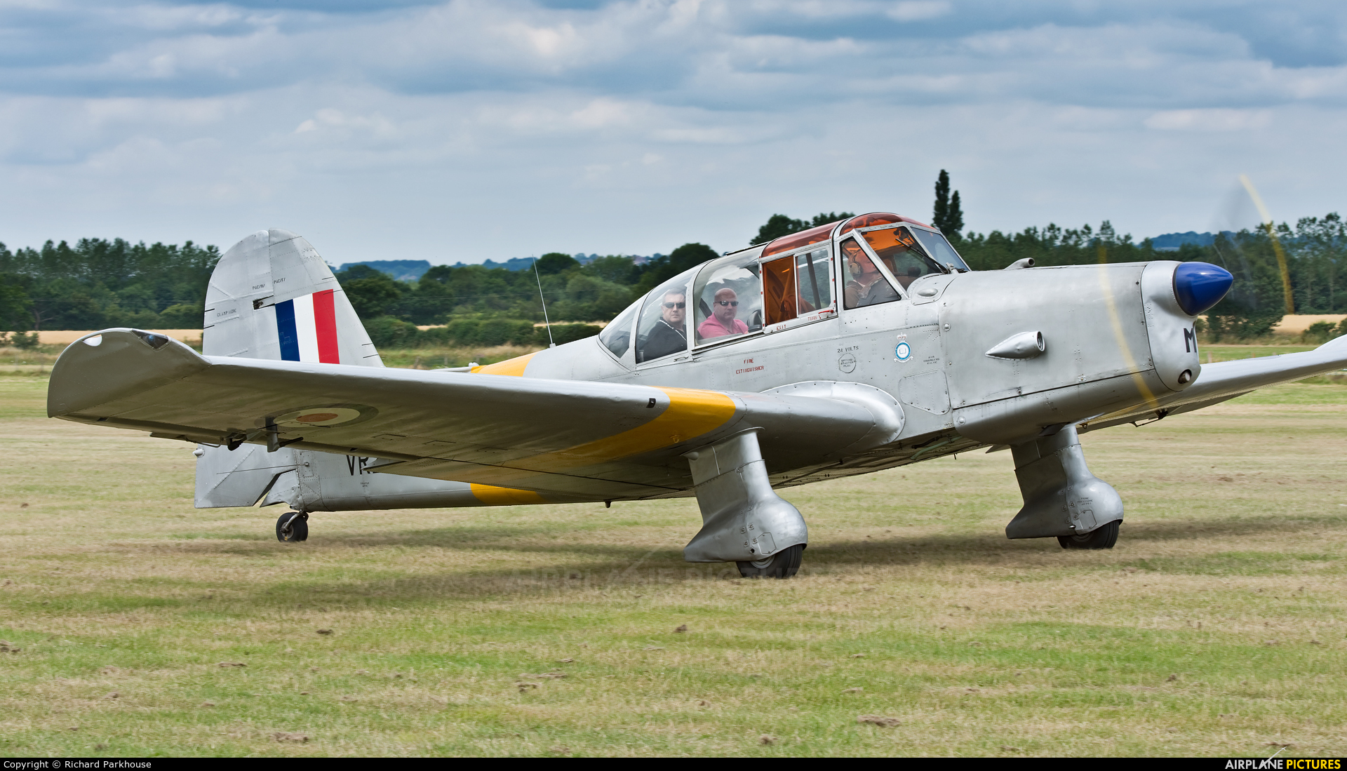 Aerolegends G-APJB aircraft at Lashenden / Headcorn