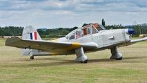 G-APJB - Aerolegends Percival P.40 Prentice aircraft