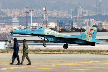 3-6305 - Iran - Islamic Republic Air Force Mikoyan-Gurevich MiG-29UB