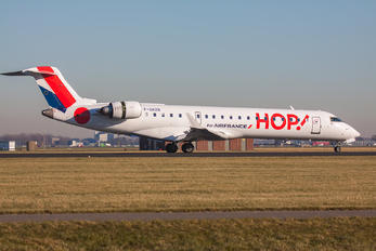 F-GRZN - Air France - Hop! Canadair CL-600 CRJ-702