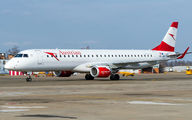 OE-LWE - Austrian Airlines/Arrows/Tyrolean Embraer ERJ-195 (190-200) aircraft