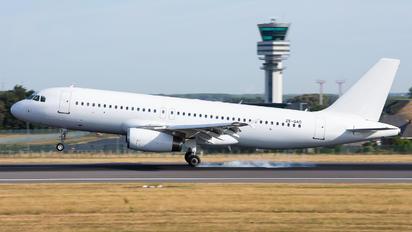 ZS-GAO - Mango Airbus A320