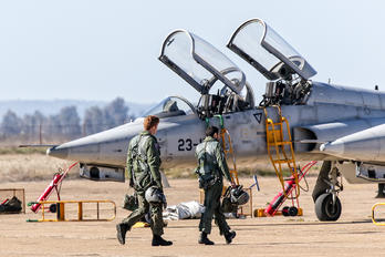 AE9-18 - Spain - Air Force Northrop F-5FM Tiger II