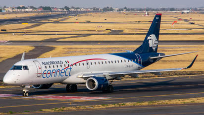 XA-BAC - Aeromexico Connect Embraer ERJ-190 (190-100)
