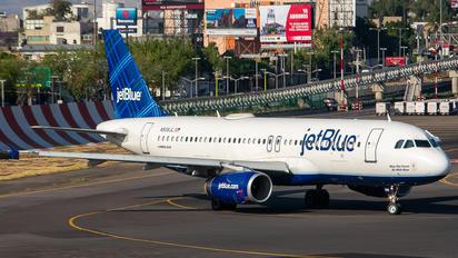 N508JL - JetBlue Airways Airbus A320