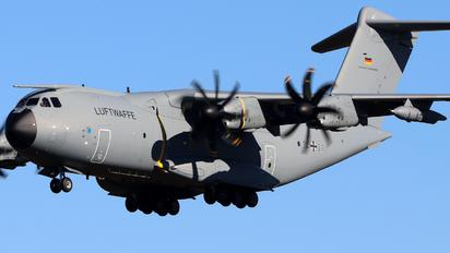 54+21 - Germany - Air Force Airbus A400M
