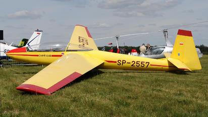 SP-2557 - Aeroklub Gliwicki SZD SZD 35 Bekas
