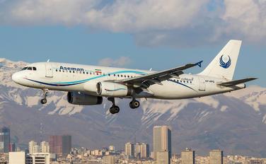 EP-APG - Iran Aseman Airbus A320