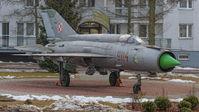 #3 Poland - Air Force Mikoyan-Gurevich MiG-21MF 9114 taken by Roman N.