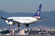SP-LWC - LOT - Polish Airlines Boeing 737-800 aircraft