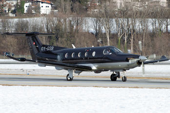 OY-GSB - Widex Pilatus PC-12
