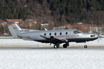 OY-GSA - Widex Pilatus PC-12