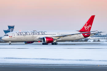 G-VZIG - Virgin Atlantic Boeing 787-9 Dreamliner