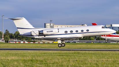 N30WR - Private Gulfstream Aerospace G-III
