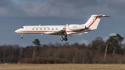 0002 - Poland - Air Force Gulfstream Aerospace G-V, G-V-SP, G500, G550