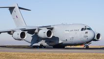 ZZ176 - Royal Air Force Boeing C-17A Globemaster III aircraft