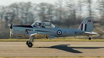 HB-TUT - Private de Havilland Canada DHC-1 Chipmunk aircraft