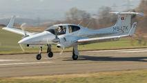 HB-LTK - Private Diamond DA 42 Twin Star aircraft