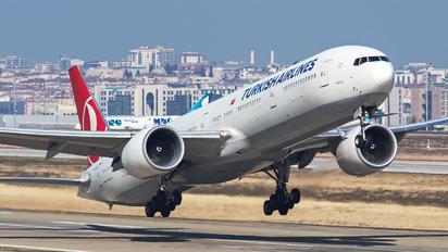 TC-JJK - Turkish Airlines Boeing 777-300ER