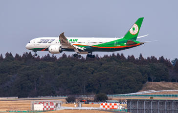 B-17881 - Eva Air Boeing 787-9 Dreamliner