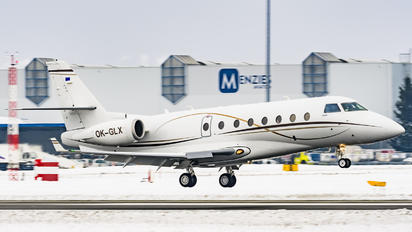 OK-GLX - Private Gulfstream Aerospace G200