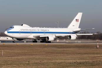 73-1676 - USA - Air Force Boeing E-4B