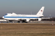 73-1676 - USA - Air Force Boeing E-4B aircraft