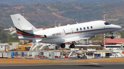 N538QS - Private Cessna 680A Latitude