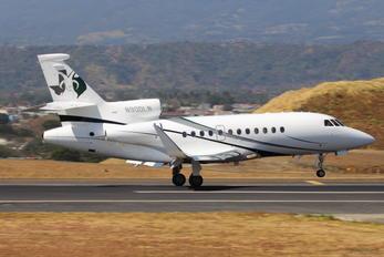 N900LN - Private Dassault Falcon 900 series