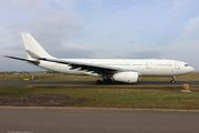 Rare visit of AirTanker A330 to East Midlands title=