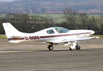 G-BSRI - Private Lancair 235