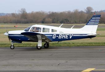 G-BHEV - Private Piper PA-28 Arrow